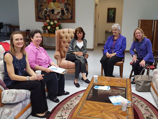 Associates & Sisters Coffee Conversations