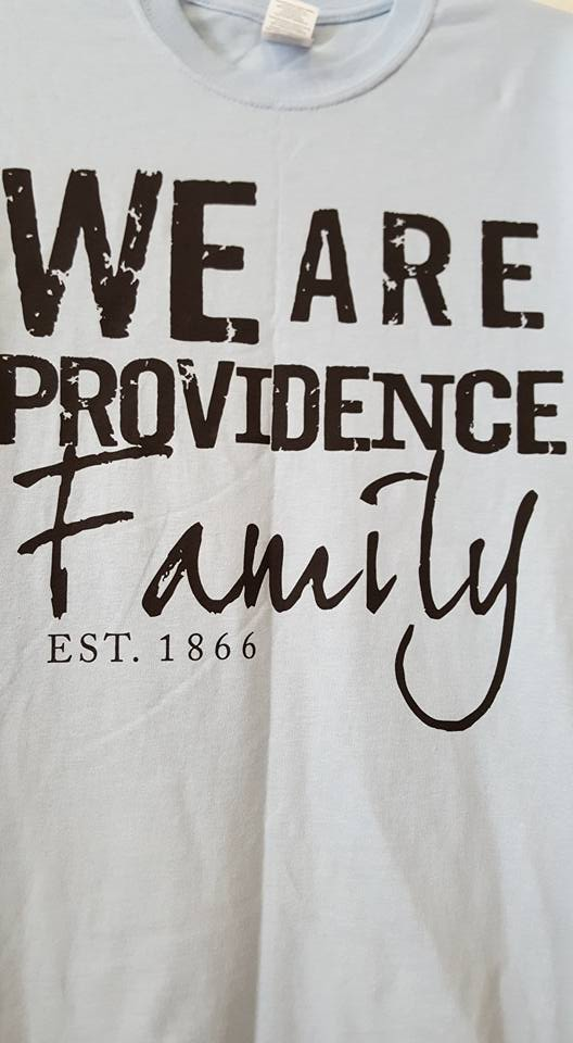 WE ARE PROVIDENCE FAMILY T-Shirts For Sale