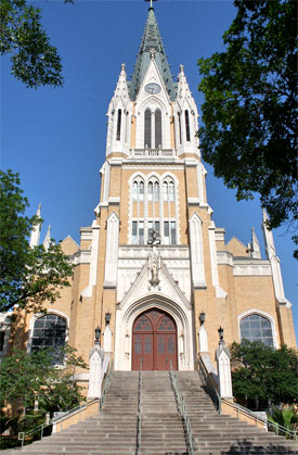 Sacred Heart Conventual Chapel
