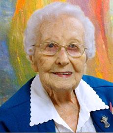 Sister Bertina Maxwell