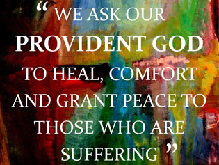 We Ask Our Provident God