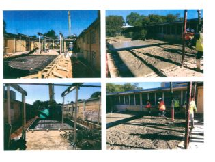 McCullough Hall Nursing Center Renovation Update
