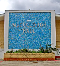 Mccullough Hall